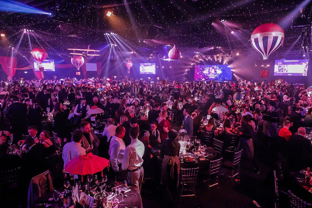 Hospitality Rocks raises £14,761 for industry charities   Conference