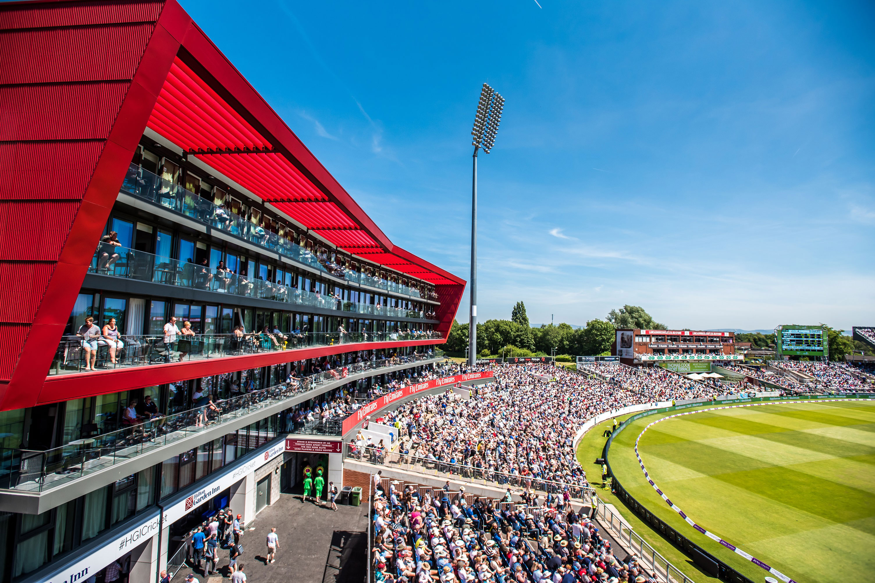 emirates old trafford provides  u00a332m boost to greater