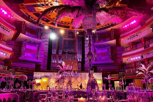 Monsoon Delivers First Asian Wedding At Symphony Hall With Some