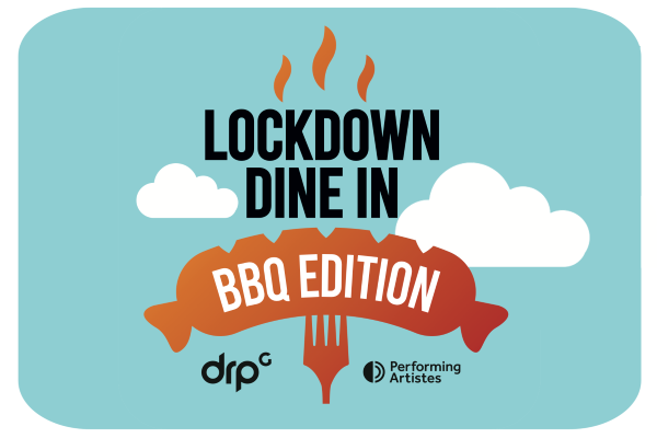 Lockdown Dine In BBQ Edition logo