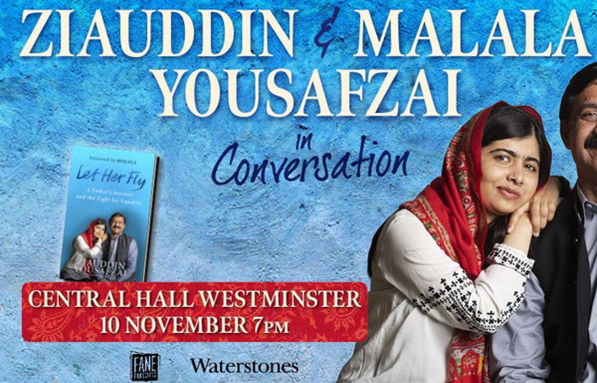 Central Hall Westminster to host Nobel Peace Prize winner