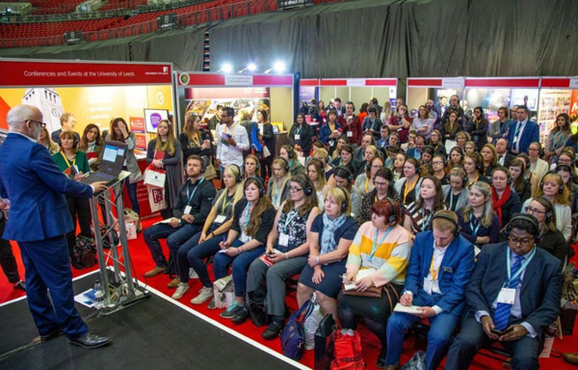 Conference & Hospitality Show 2019 welcomes 1,350 attendees