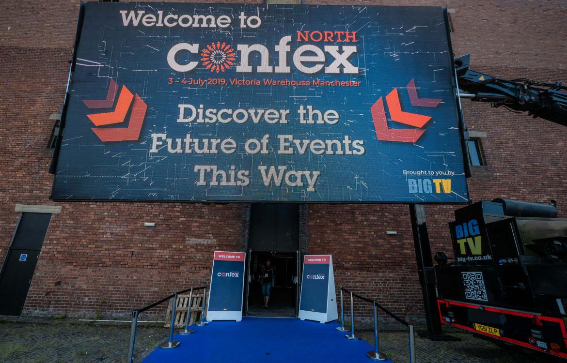 Confex North comes to a close in Manchester   Conference News
